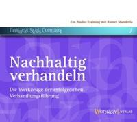 nachhaltig-verhandeln CD, Hörbuch